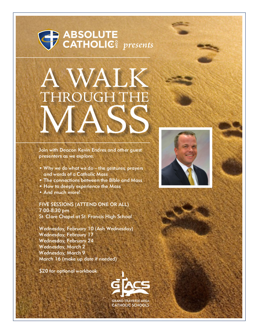 Walk Through Mass